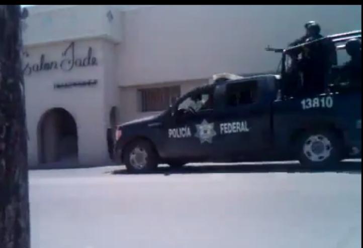 Balacera en Tamaulipas