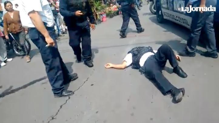 El intento de asalto en el que murieron cuatro personas en Nezahualcóyotl