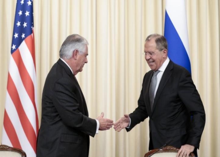 Rusia acusa a EU de atacar a las fuerzas del presidente sirio