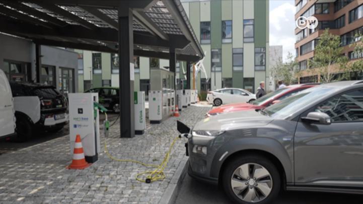 Alemania: electromovilidad para reducir la contaminación