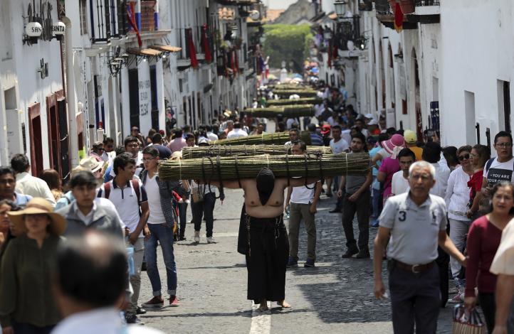 Latinoamérica celebra Viernes Santo