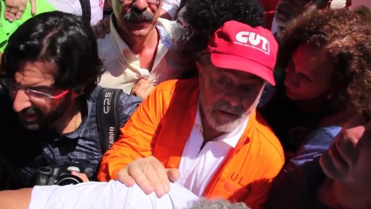 Lula da Silva recibe una nueva condena a doce años