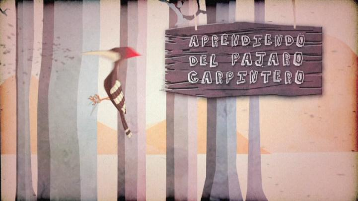 El pájaro carpintero, las cajas negras y los coches de carrera