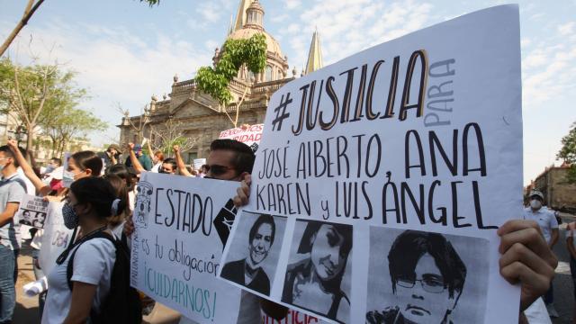 Con marcha y concierto, familiares y amigos de los hermanos González Moreno exigen justicia