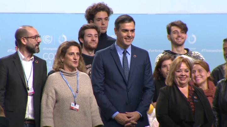 España lista para el inicio de la COP25