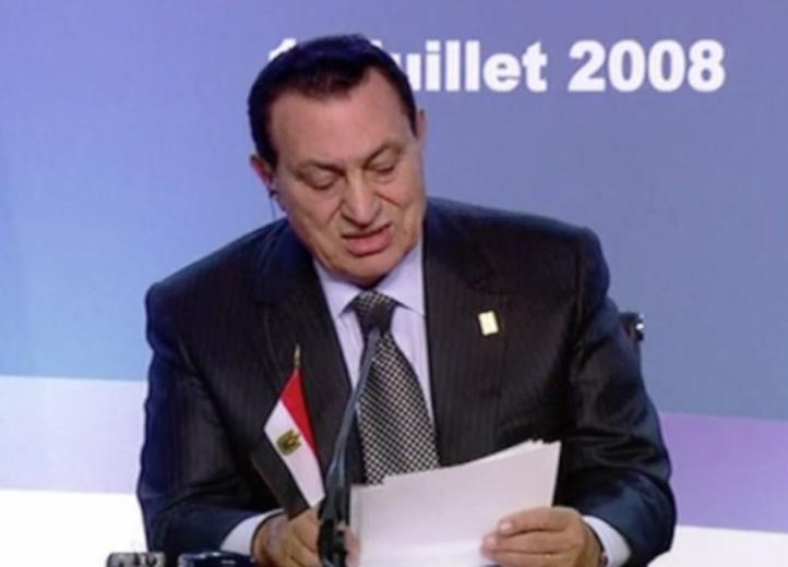 Justicia egipcia libera a hijos de Mubarak
