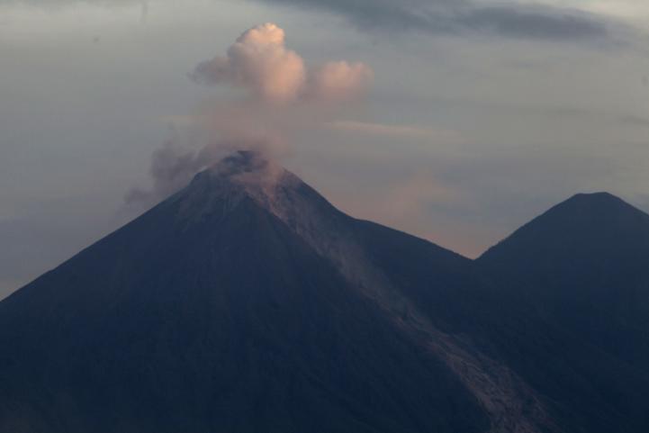 La tragedia tras la erupción del Volcán de Fuego en Guatemala.