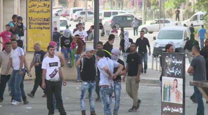 Escalada de violencia en Jerusalén