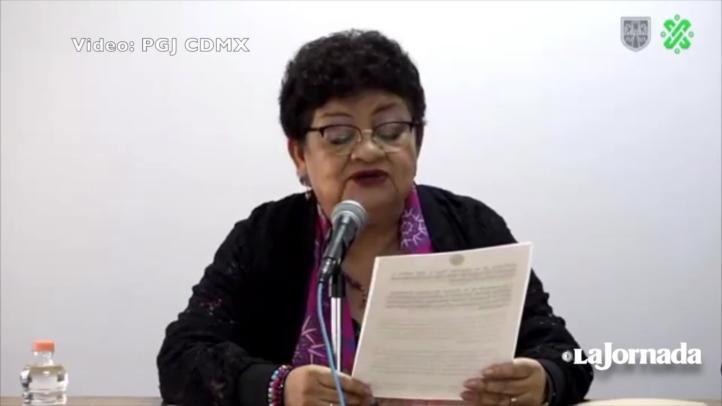 Dueña del Rébsamen no se entregó, fue detenida: Godoy