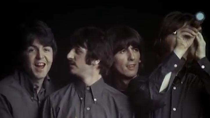 'Yellow Submarine' de Los Beatles celebra su 50 aniversario