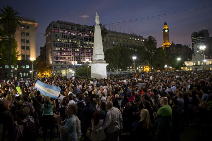 Argentina: miles reclaman justicia tras muerte de fiscal