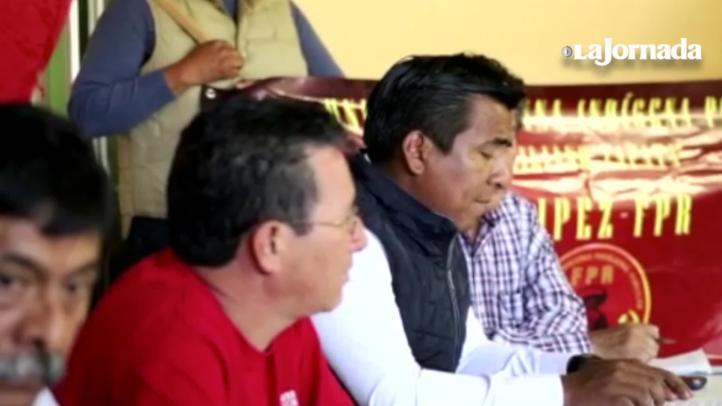 Llaman a comparecer a Gabino Cué y Sales Heredia por caso Nochixtlán