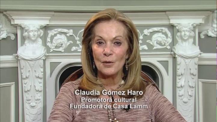 Aniversario: Claudia Gómez Haro