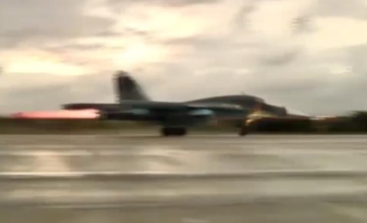 Rusia ordena la salida de sus tropas en Siria