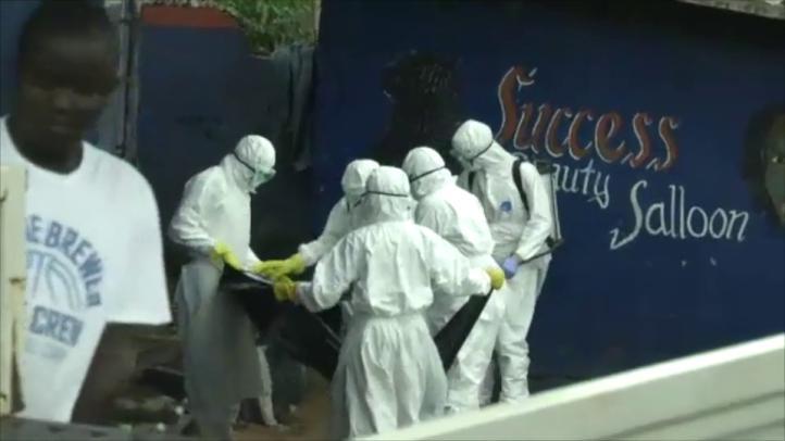 OMS declara fin de ébola en Liberia