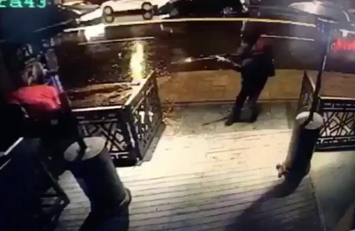 Imágenes del ataque en la discoteca de Estambul