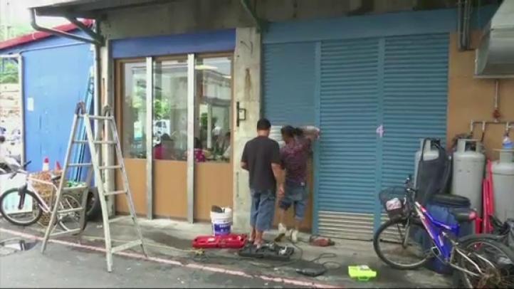 Un fuerte tifon golpea Filipinas, amenaza a Taiwan