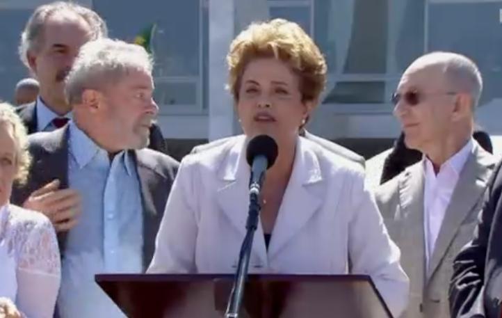 Dilma Rousseff asegura que no dejará de luchar