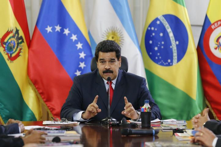 """Maduro anuncia captura de 3 generales que querían """"alzarse contra el gobierno"""""""