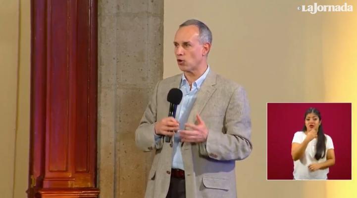 """Hoy no se acaba la pandemia por Covid-19"": López-Gatell"