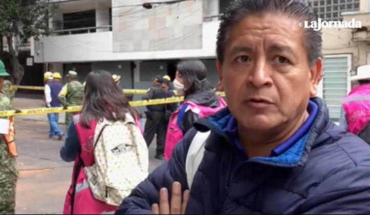 Vecino de la colonia Del Valle reconoce apoyo recibido