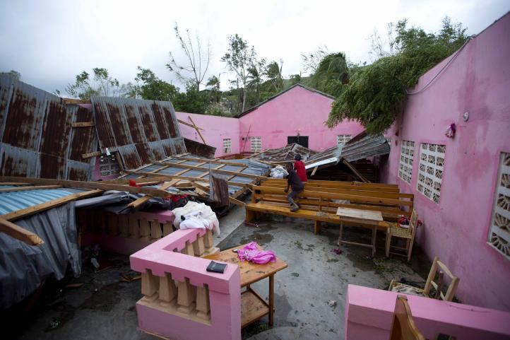 Matthew se dirige a Bahamas tras causar estragos en Haití y Cuba