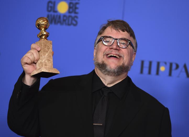 Los monstruos me han salvado: Guillermo del Toro