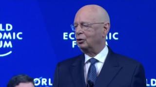 Fundador de Foro Económico Mundial inauguró reunión en Davos
