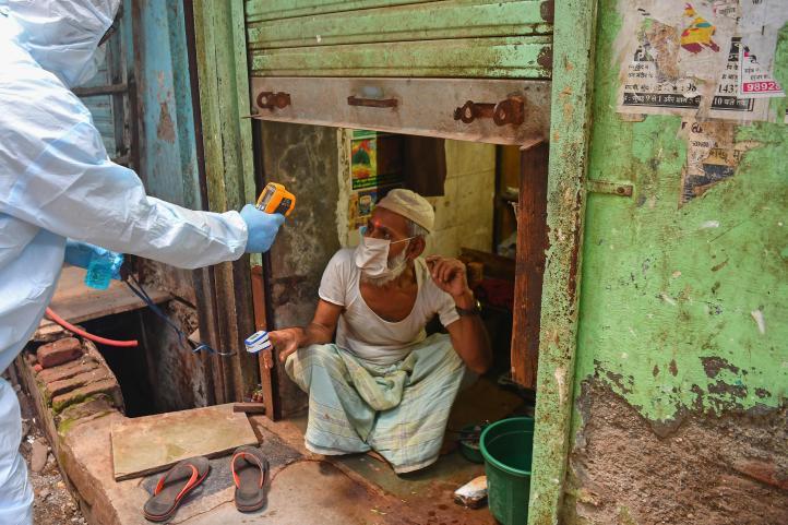 India sufre por pandemia y secuelas del ciclón 'Amphan'