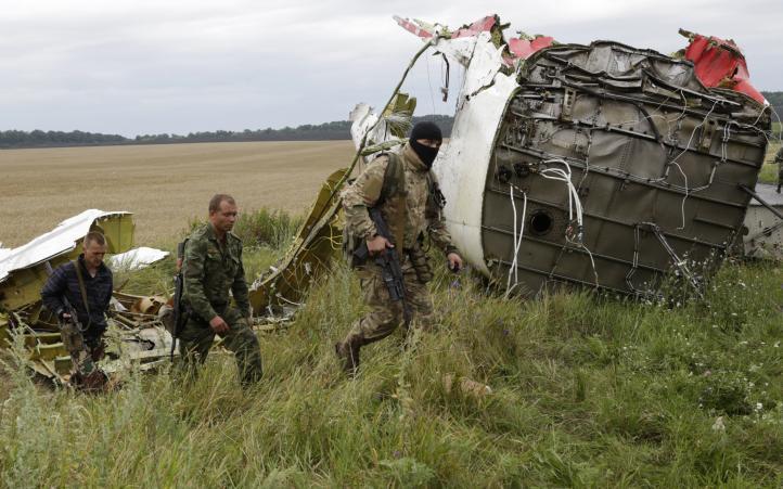EU no descarta asistencia rusa en disparo de misil que derribó avión