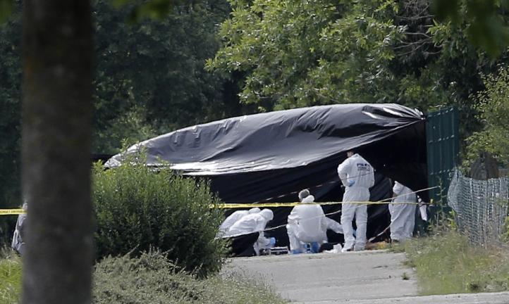Un decapitado y varios heridos en nuevo atentado en Francia