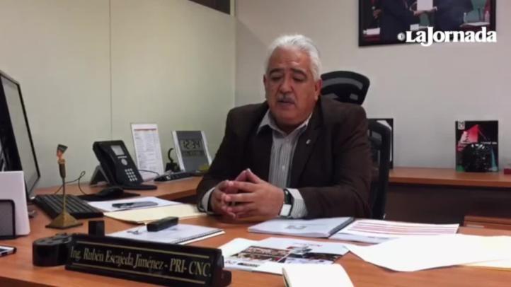 Alista el PRI dictamen sobre candidatura de Meade