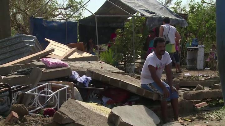 Patricia destruyó casas sin causar una catástrofe