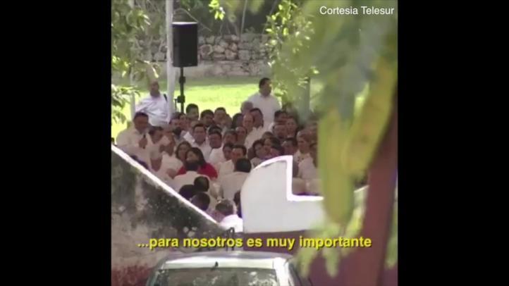 Gobernador de Yucatán expresa su apoyo a José Antonio Meade