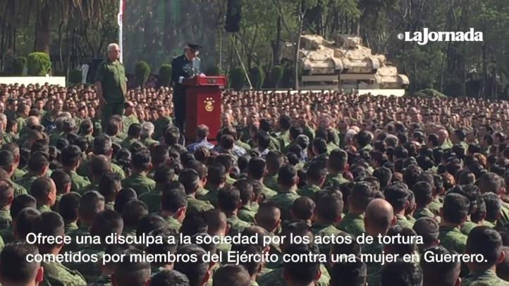Sedena se disculpa por tortura a mujer en Guerrero