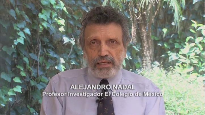 Aniversario: Alejandro Nadal