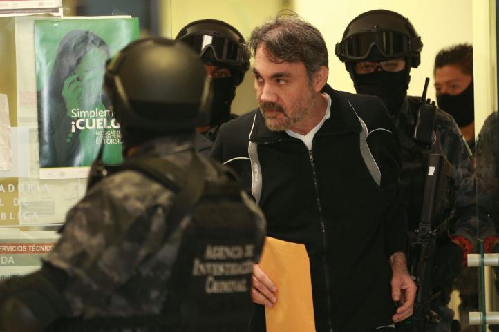 Trasladan a 'El Licenciado' a penal de alta seguridad