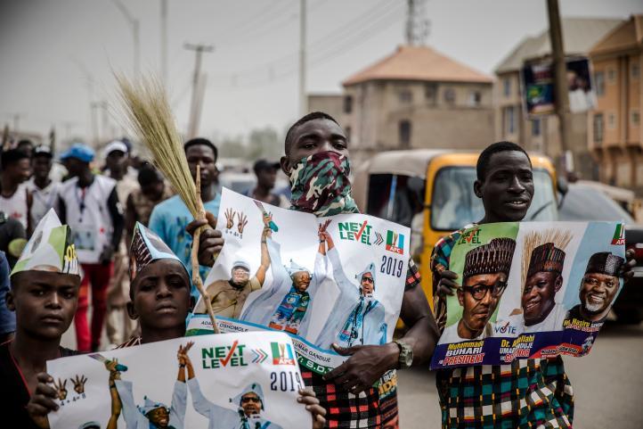 Critica la oposición relección del presidente de Nigeria