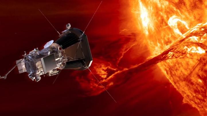 NASA ultima lanzamiento de misión Solar Parker Probe