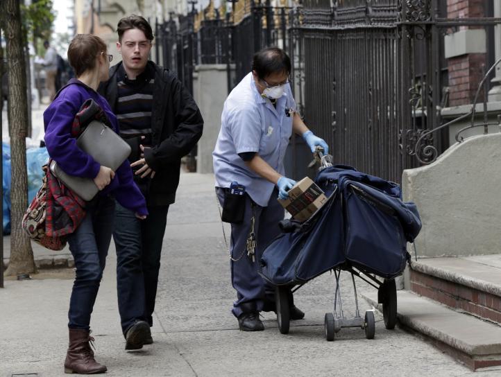 Nueva York enfrenta su primer caso confirmado de ébola.