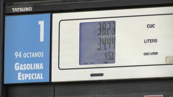 Cubanos sufren escasez de combustible