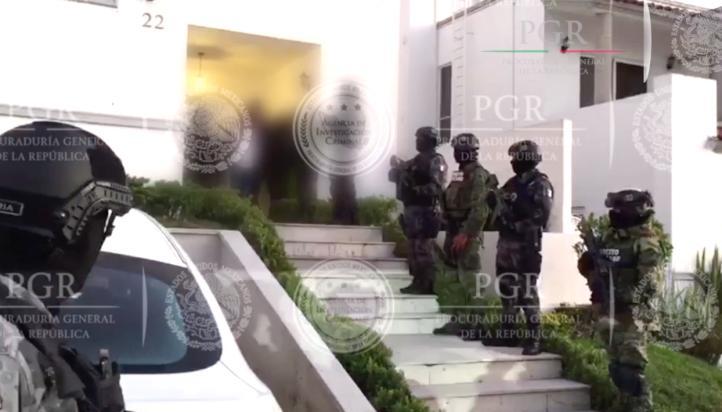 Detienen a operador del cártel de Sinaloa