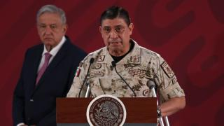 Cada año ingresan cerca de 200 mil armas ilegales a México: Sedena