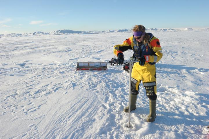 Los testigos del derretimiento del Ártico