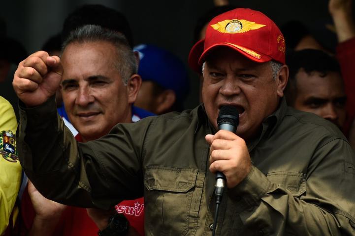 Sin futuro, una invasión a Venezuela: Diosdado Cabello