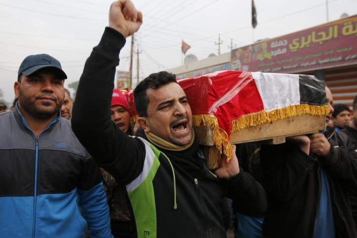 Serie de atentados con bombas dejan 40 muertos en Irak