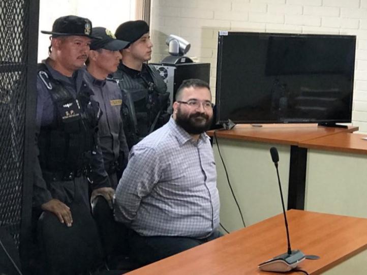 Acepta Javier Duarte extradición