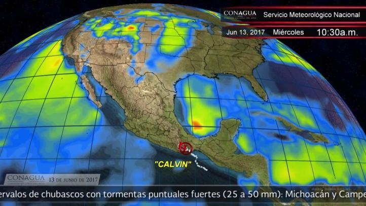 Pronóstico del tiempo para el 13 de junio