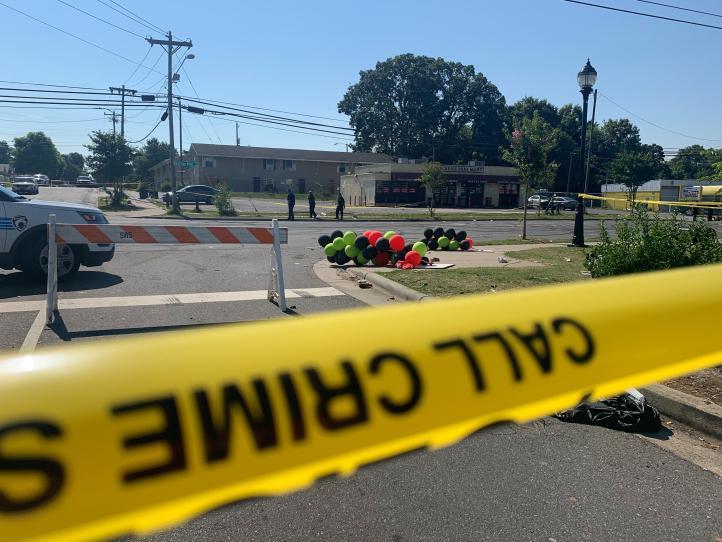 Tiroteo deja dos muertos y siete heridos en Carolina del Norte