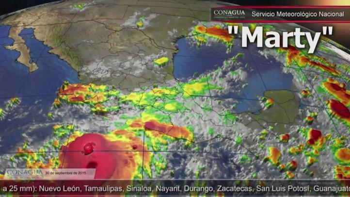 Pronóstico del Tiempo para el 30 de septiembre
